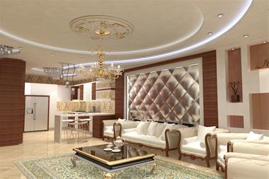طراحی و اجرای دکوراسیون داخلی منزل - معماری و دکوراسیون داخلی