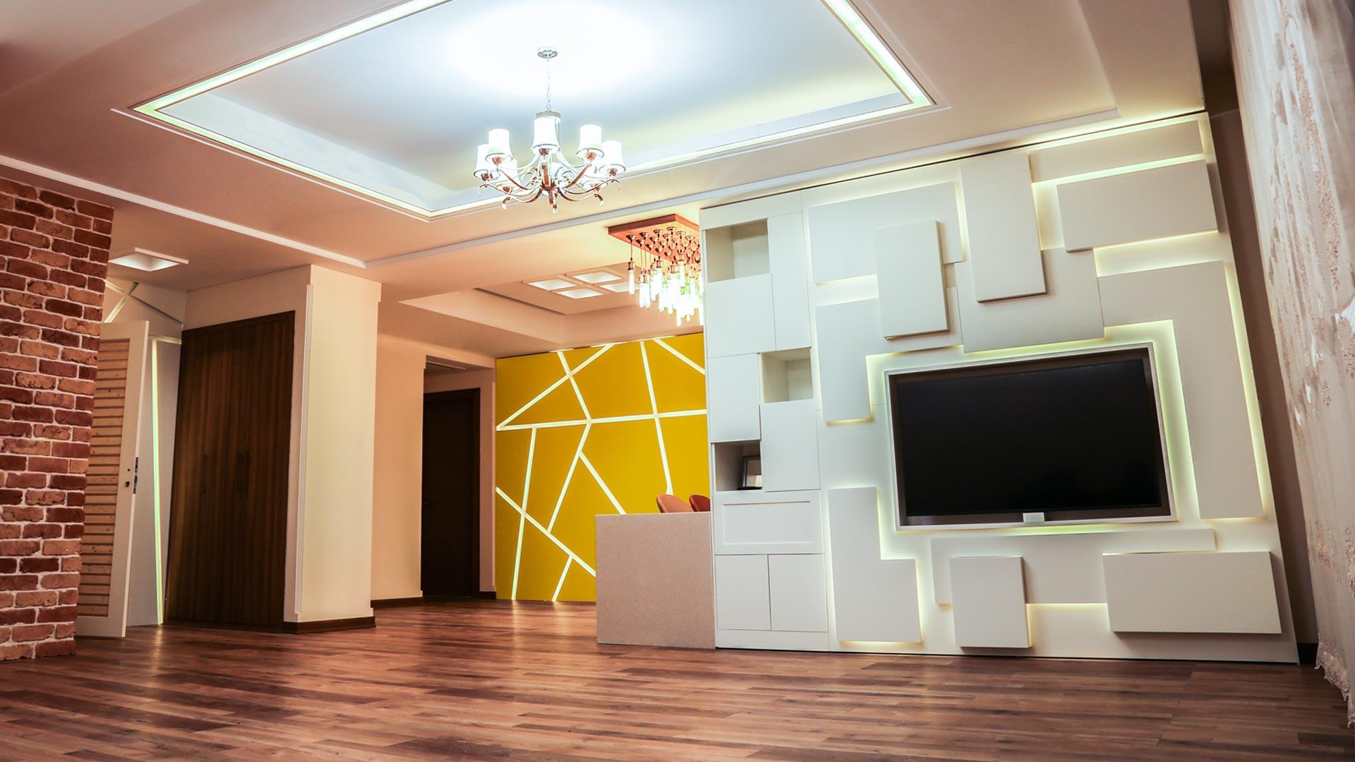 طراحی دکوراسیون منزل - گروه طراحی دکوراسیون داخلی نیکا چوب